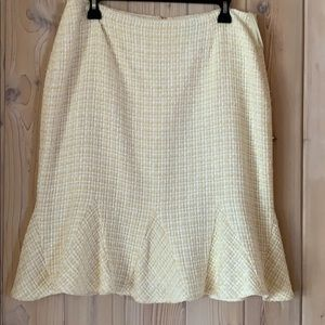 INC Vintage Skirt NWT classic look Size 12